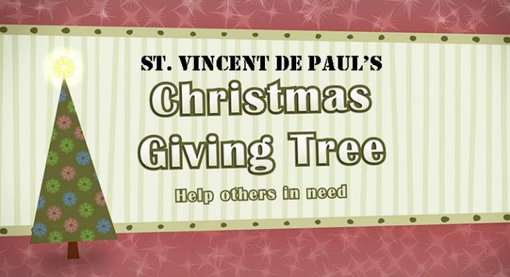 Christmas Giving Tree
