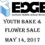EDGDE Bake & Flower Sale