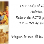 Women's ACTS Retreat in Spanish