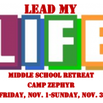 Lead my Life Retreat