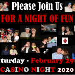 2020 Casino NIght
