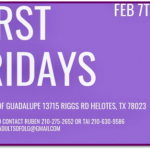 First Friday of Every Month