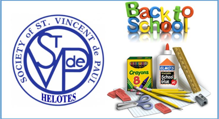 Back-to-School Fundraiser